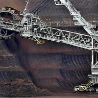Brown coal image